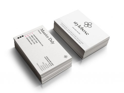 styleboxe business cards